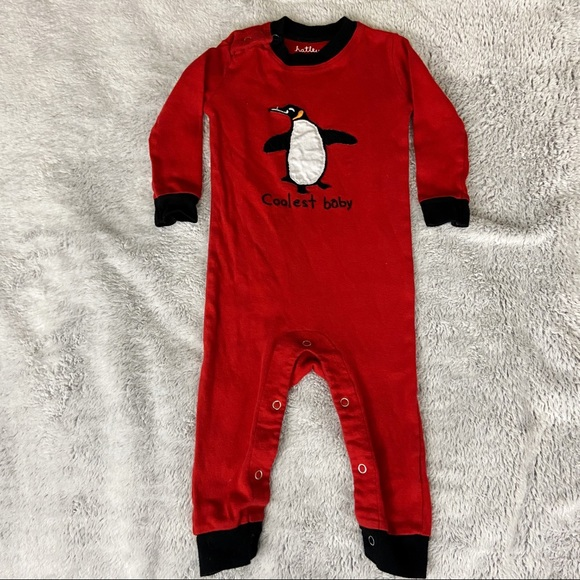 "Hatley Other - Hatley Baby ""Coolest Baby"" Pajamas 6-12 mths"
